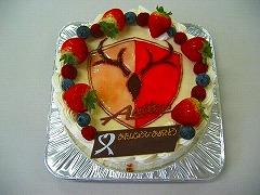 アントラーズケーキ